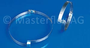 Clip-Grip Hose Clamp